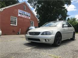 2003 lexus is300 for sale lexus is 300 for sale in nc carsforsale com