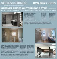 Blue Door Barnes by Barnes Bathroom Design And Installation Sticks U0026 Stones