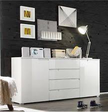 White Gloss Sideboard Cheap Lounge Furniture Ebay