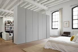 New York Room Divider Bedroom Design With Walk In Closet Partition Using To Separating