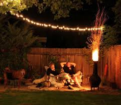 Outdoor Patio Hanging Lights by Simple Hanging String Lights For Excellent Patio Design With Sleek