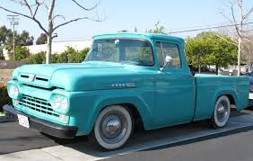 Classic Ford Truck Auto Parts - old ford truck big teenage