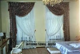 curtain design ideas for bedroom bedroom curtain ideas nandanam co