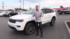 cherokee jeep 2016 price 2016 jeep grand cherokee features review youtube
