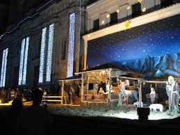 Outdoor Nativity Lighted - best 25 outdoor nativity scene ideas on pinterest outdoor