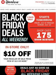 black friday younkers younkers black friday starts tomorrow 10 off 10 coupon door