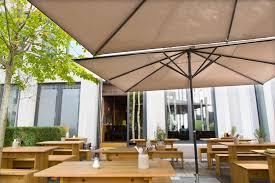 Restaurant Patio Umbrellas Gastronomy References Caravita Patio Umbrellas All The World