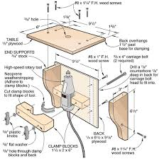 wood router table plans easy diy woodworking projects step by
