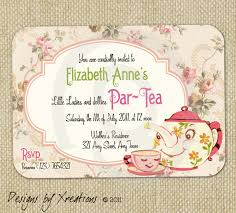Party Cards Invitations To Print Party Invitations Latest Tea Party Invitation Design Ideas