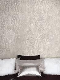 i love wallpaper indulge metallic damask wallpaper soft grey