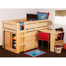 Desk With Bed by Bed With Desk Axondirect Twin Loft With Bed With Desk Chest And