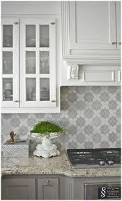 blue tile backsplash kitchen tags 100 beautiful gray and white kitchen farmhouse kitchen arabesque tile backsplash