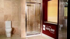 coram shower door spares aquafloe sliding shower door youtube