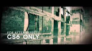 after effects free text templates a free adobe after effects template the ruins motion