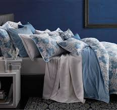 Chambray Duvet Cover Queen Spotted Floral Quilt Cover Set Range Chambray
