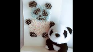 straw panda kids u0027 arts and crafts youtube
