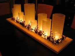 candle centerpiece diy wedding projects vase candle centerpiece