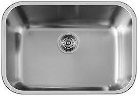 Blanco Essential U  Single Bowl Undermount Kitchen Sink - Stainless steel kitchen sinks canada