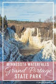 Minnesota what is a travelers check images Grand portage state park mn state parks pickles travel blog png