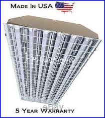 wire guards for light fixtures 120w 6 l high bay warehouse shop gym light fixture t8 led wire