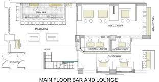 resto bar floor plan commercial bar floor plans 5 sensational design ideas plan layout