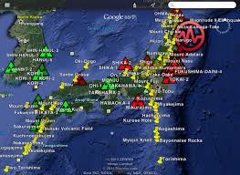 Map Of World Nuclear Power Plants by Mt Aso U0027s Warning Nuclear Reactors And Volcanos Are Dangerous Mix