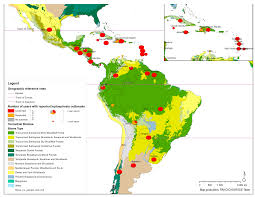 Map Of Latin America And The Caribbean by Ijerph Free Full Text Animal Leptospirosis In Latin America