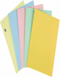 staples pastels colored copy paper assorted 8 5 x