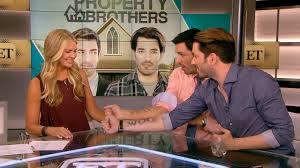 The Property Brothers The U0027property Brothers U0027 Bring The Magic To Et Entertainment Tonight