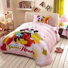 Minnie Bedroom Set by Popular Bedding Set Mickey Mouse Buy Cheap Bedding Set Mickey