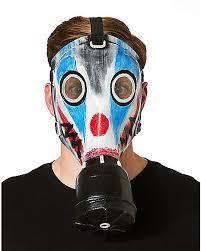 gas mask costume clown gas mask spirithalloween
