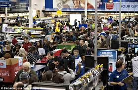 stores open on black friday black friday brawl over tvs on offer sparks near riot in texas