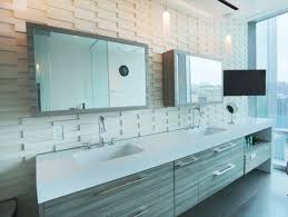large mirrored bathroom cabinet glass inserts for kitchen cabinets