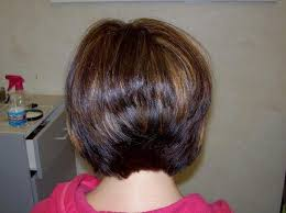 back view of medium styles 15 ideas of stacked bob hairstyles back view