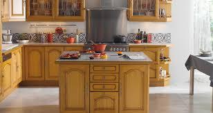 modele de cuisine en bois modele de cuisine bois cuisine deco meubles rangement