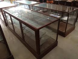 glass counter display cabinet old glass display cabinets 63 with old glass display cabinets