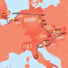 East Europe Map by Europe Best Of Eastern Europe Tour Xebn2l The Travel Warehouse
