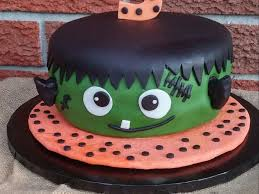 Scary Halloween Birthday Cakes by Frankenstein Birthday Cake Cakecentral Com