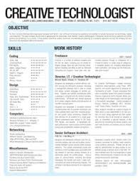 28 amazing examples of cool and creative resumes cv resume cv