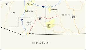 Arizona Map Google by Arizona State Route 82 Wikipedia