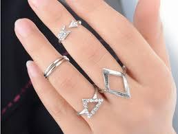 finger rings set images 5pcs midi ring set virtual glam shop jpg