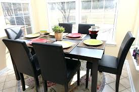 best 7 piece glass dining room set photos rugoingmyway us