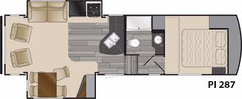 100 5th wheel toy haulers floor plans rvs cheyenne camping