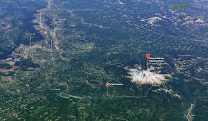 Seattle Google Maps by Swarm Of Tremors Shakes Active Volcano By Seattle The Epoch Times