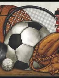 sports murals for bedrooms play ball boy s sports mural ct murals http www