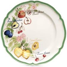 villeroy boch dinnerware garden arles dinner plate