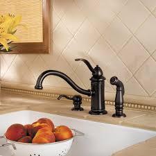 tuscan bronze marielle 1 handle kitchen faucet gt34 ptyy