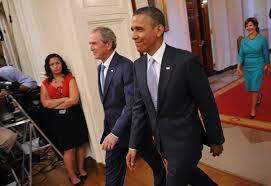George Bush Cabinet Who Said It Bush Vs Obama On Islam Pbs Newshour