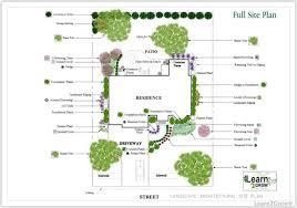 site plan design great free home landscape design design by function entire site