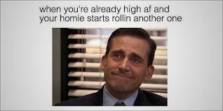 Stoned Alien Meme - 21 memes that perfectly describe life when you re high af